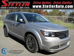 New 2018 Dodge Journey SE Sport Utility 724498 for sale in York, PA