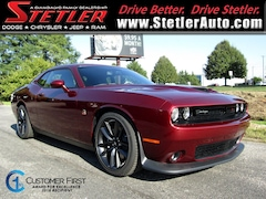 New 2019 Dodge Challenger R/T SCAT PACK Coupe 724381 for sale in York, PA