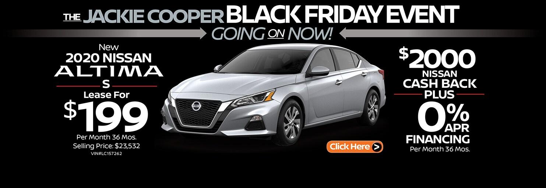 Nissan Dealership Tulsa >> Jackie Cooper Nissan   Your Tulsa OK Nissan Dealer