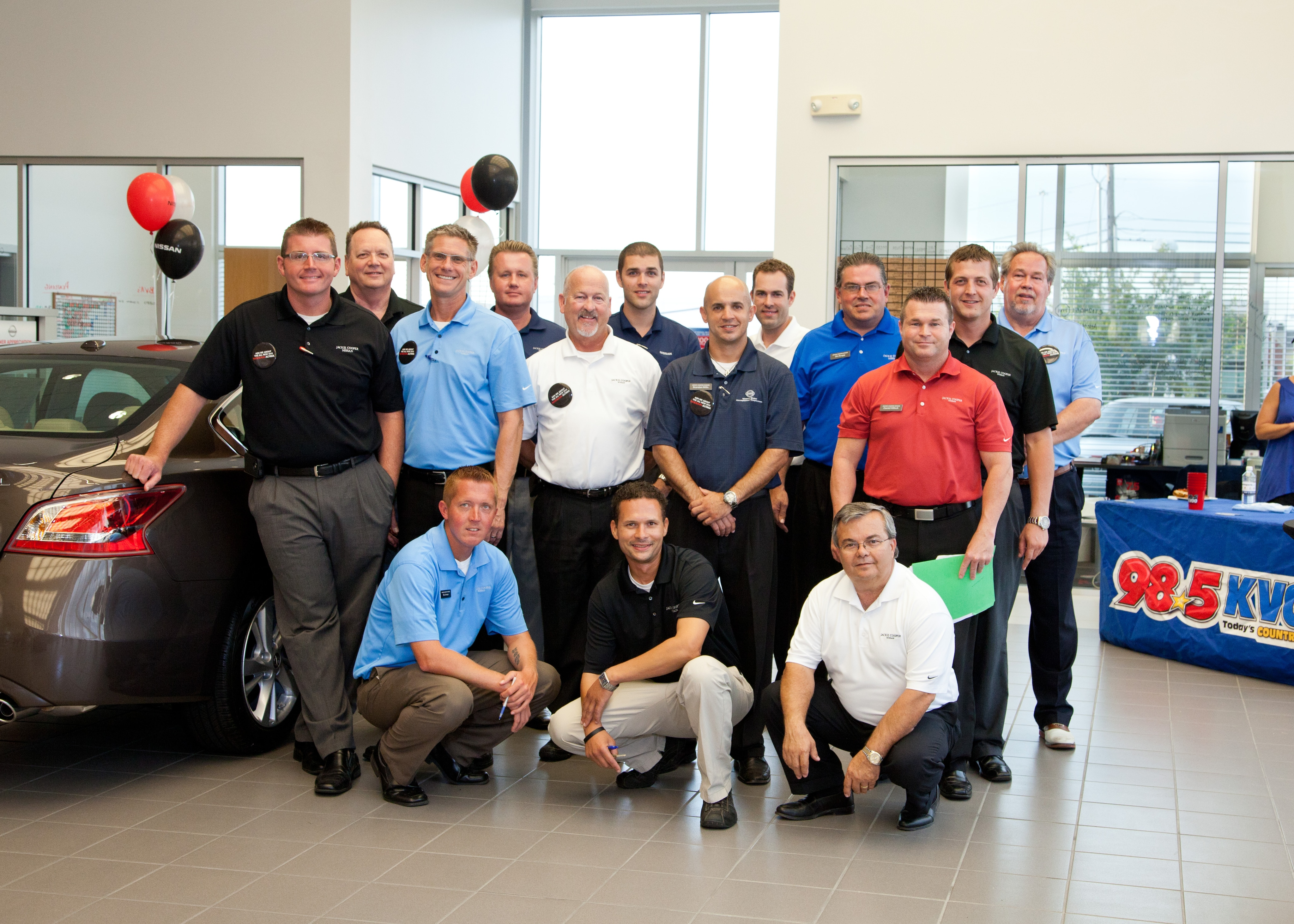 Nissan Dealership Tulsa >> About Jackie Cooper Nissan | Nissan Sales in Tulsa, OK
