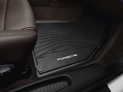 Porsche Tequipment All Weather Floormat Sale