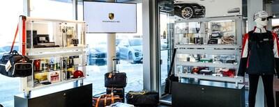Porsche Driver Selection
