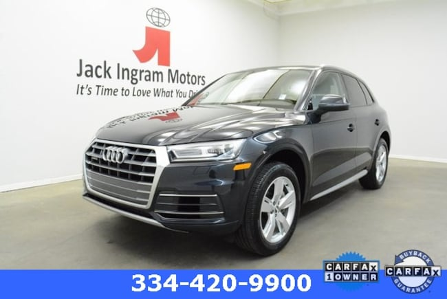 Used 2018 Audi Q5 2.0T SUV For sale In Montgomery