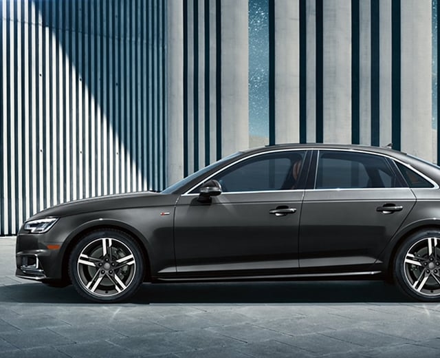 2018 Audi A4 Top Safety Pick