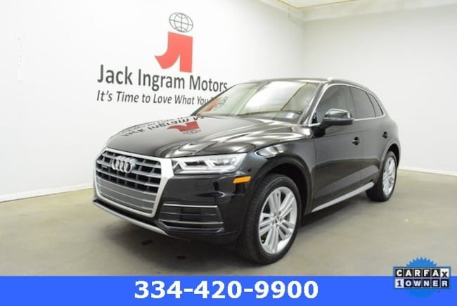 Certified 2018 Audi Q5 2.0T SUV Montgomery