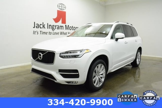 Used 2017 Volvo XC90 T6 AWD Momentum SUV For sale In Montgomery