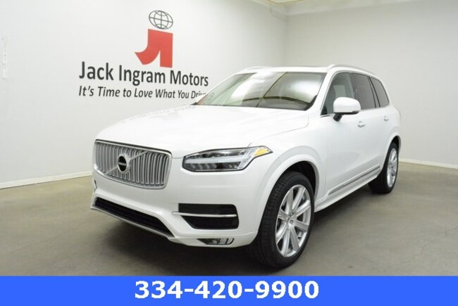 New 2019 Volvo XC90 T6 Inscription SUV for sale/lease Montgomery