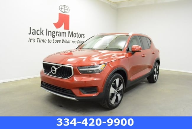 New 2019 Volvo XC40 Momentum SUV for sale/lease Montgomery