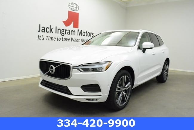 New 2018 Volvo XC60 T6 Momentum SUV for sale/lease Montgomery