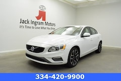 New 2018 Volvo S60 T5 Dynamic Sedan YV126MFL1J2453852 Montgomery