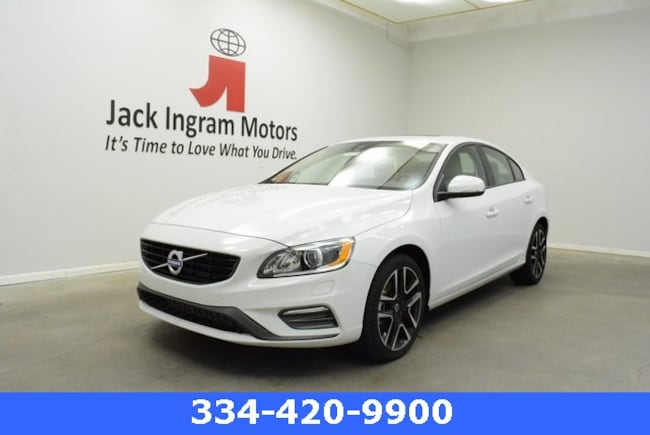 New 2018 Volvo S60 T5 Dynamic Sedan for sale/lease Montgomery