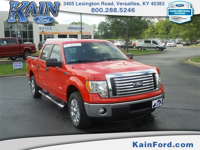2011 ford f 150 used cars in versailles ky 40383. Black Bedroom Furniture Sets. Home Design Ideas
