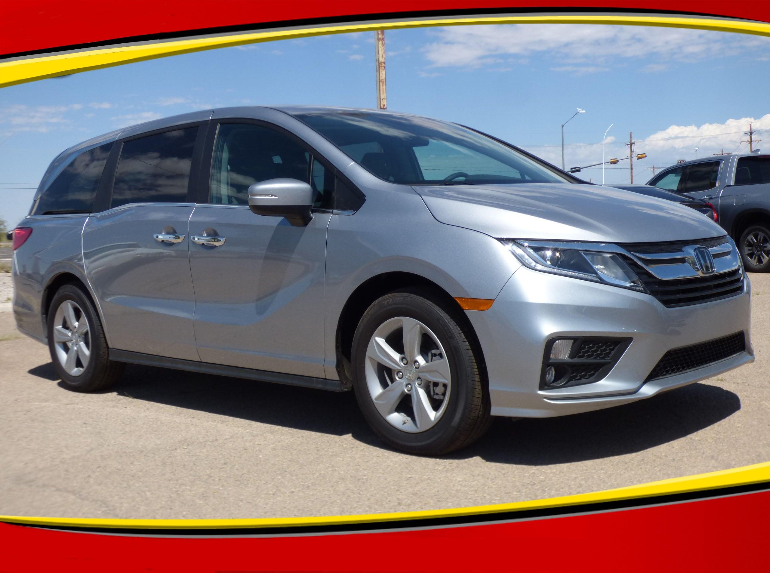 Honda Odyssey In Las Cruces Nm Jack Key Auto Group Off Road Bumper Guard For Minivan 2019 Ex Van