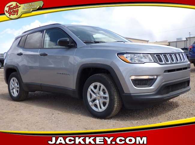 2018 Jeep Compass SPORT FWD Sport Utility at Jack Key Auto Group
