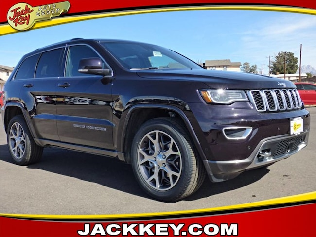 2018 Jeep Grand Cherokee STERLING EDITION 4X2 Sport Utility at Jack Key Auto Group