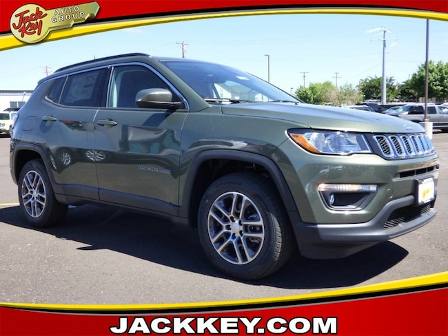 2018 Jeep Compass LATITUDE FWD Sport Utility at Jack Key Auto Group