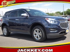 Used 2016 Chevrolet Equinox L SUV for Sale in Las Cruces