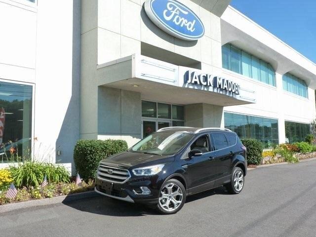 2017 Ford Escape Titanium Titanium 4WD