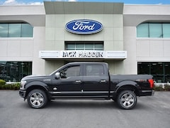 2018 Ford F-150 King Ranch King Ranch 4WD SuperCrew 5.5 Box
