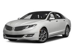Used 2015 Lincoln MKZ 4DR SDN FWD Sedan