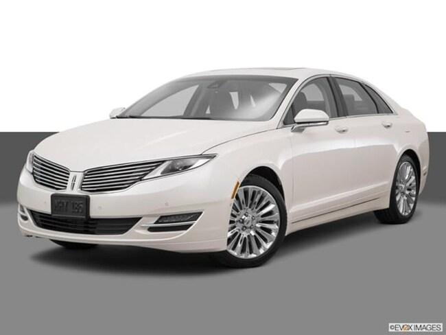 2016 Lincoln MKZ Reserve Sedan