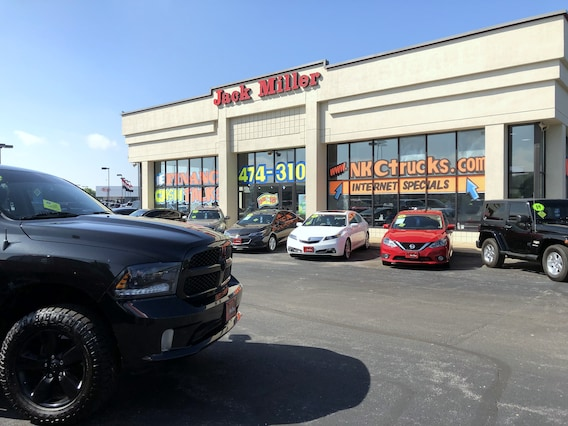 Ford Dealership Kansas City >> Kansas City S Jack Miller Auto Plaza New And Used Ford
