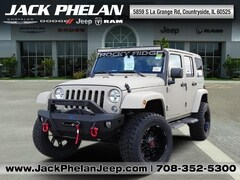2017 Jeep Wrangler Unlimited Rocky Ridge SUV