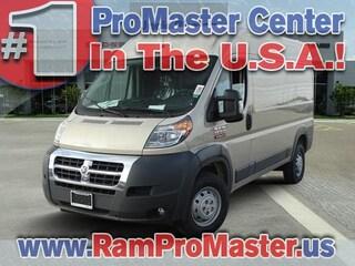 2018 Ram ProMaster 1500 1500 High Roof 136 WB Van