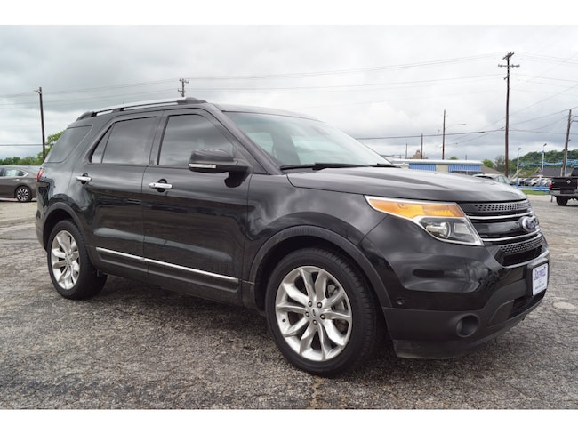 2015 Ford Explorer Limited Limited  SUV