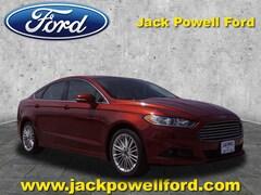2014 Ford Fusion SE SE  Sedan