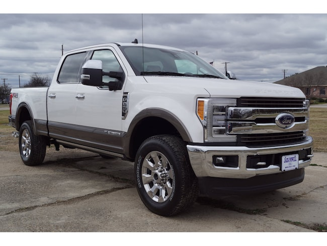 2019 Ford F-250 Super Duty King Ranch 4x4 King Ranch  Crew Cab 6.8 ft. SB Pickup