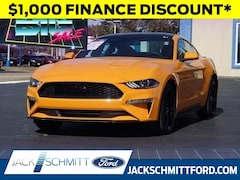 New 2019 Ford Mustang Ecoboost Coupe for sale in Collinsville, IL