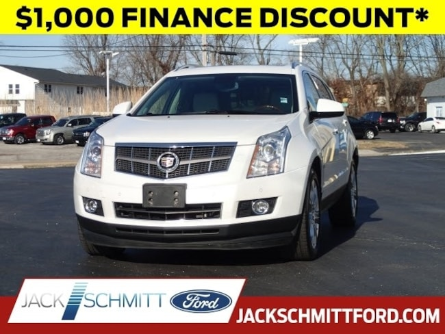 Used 2010 Cadillac SRX Premium Collection SUV for sale in Collinsville, IL
