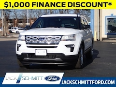 New 2019 Ford Explorer XLT SUV for sale in Collinsville, IL
