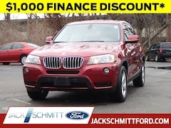 Used 2011 BMW X3 Xdrive28i SUV for sale in Collinsville, IL