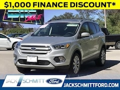 New 2018 Ford Escape Titanium SUV for sale in Collinsville, IL