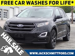 Used 2015 Ford Edge Sport SUV for sale in Collinsville, IL