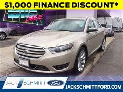 New 2018 Ford Taurus Limited Sedan for sale in Collinsville, IL