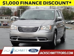 Used 2016 Chrysler Town & Country Touring-L Passenger Van for sale in Collinsville, IL