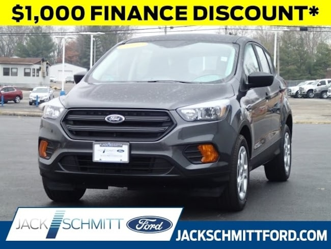 New 2019 Ford Escape S SUV for sale in Collinsville, IL