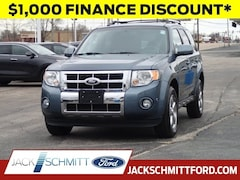 Used 2012 Ford Escape Limited SUV for sale in Collinsville, IL