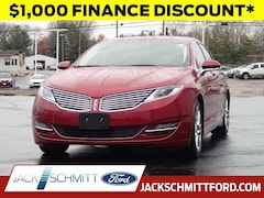 Certified Pre-Owned 2015 Lincoln MKZ Hybrid SEDAN for sale in Collinsville, IL