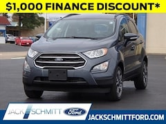 New 2018 Ford EcoSport SE Crossover for sale in Collinsville, IL