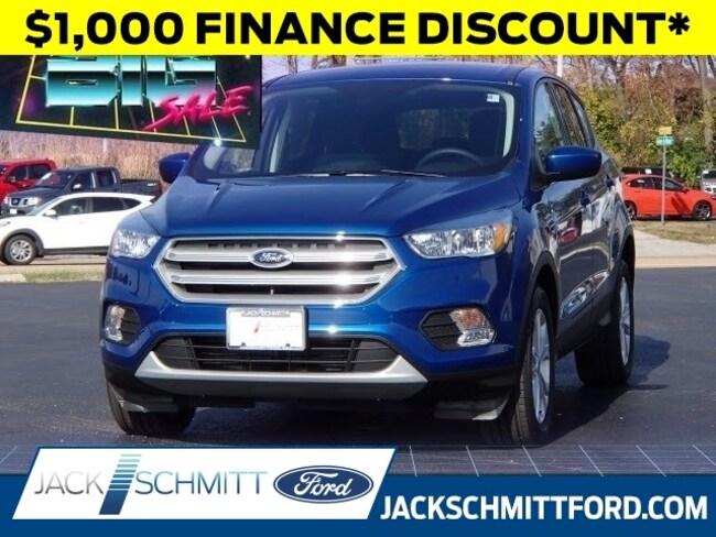 New 2019 Ford Escape SE SUV for sale in Collinsville, IL