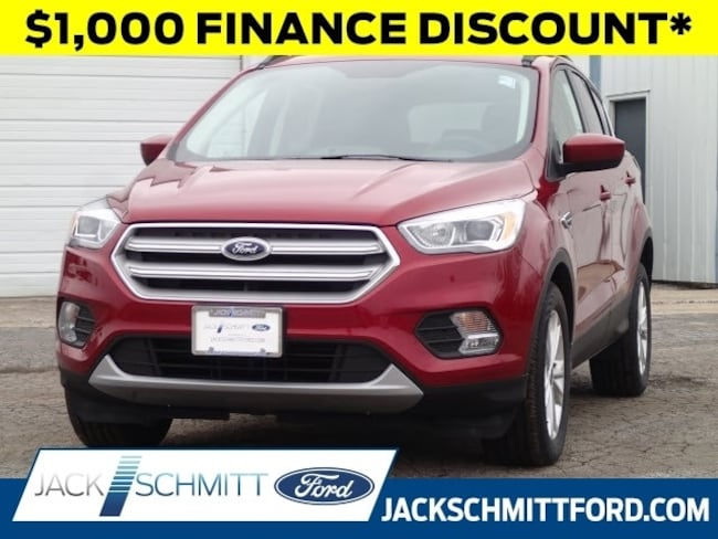New 2019 Ford Escape SEL SUV for sale in Collinsville, IL