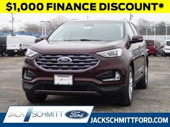 New 2019 Ford Edge SEL Crossover for sale in Collinsville, IL