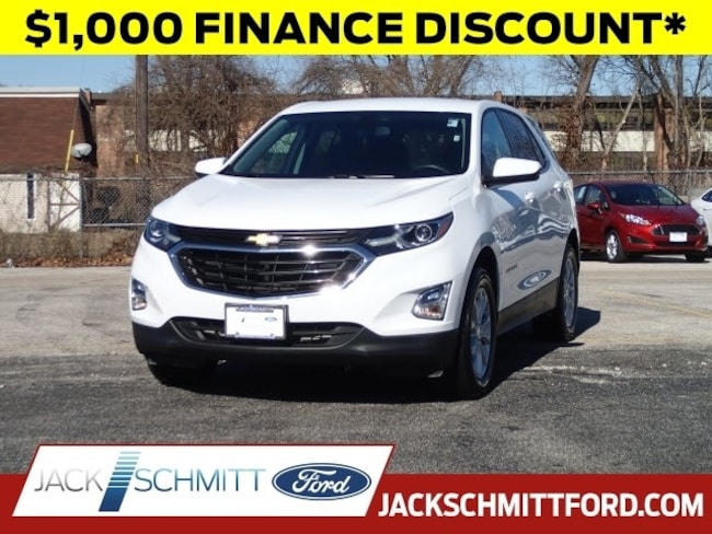 Used 2018 Chevrolet Equinox LT w/1LT SUV for sale in Collinsville, IL