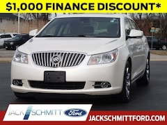 Used 2010 Buick Lacrosse CXS Sedan for sale in Collinsville, IL