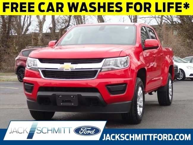 2019 Chevrolet Colorado LT Crew Cab Short Bed Truck