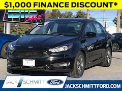 New 2018 Ford Focus SE Sedan for sale in Collinsville, IL